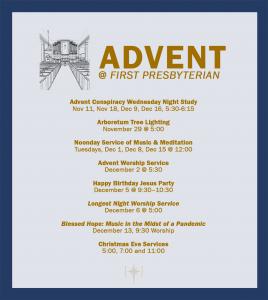 advent-service-schedule